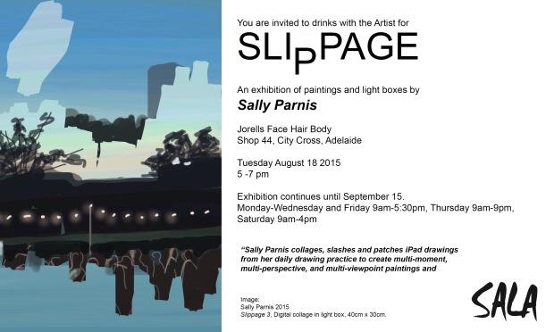 Slippage invite email